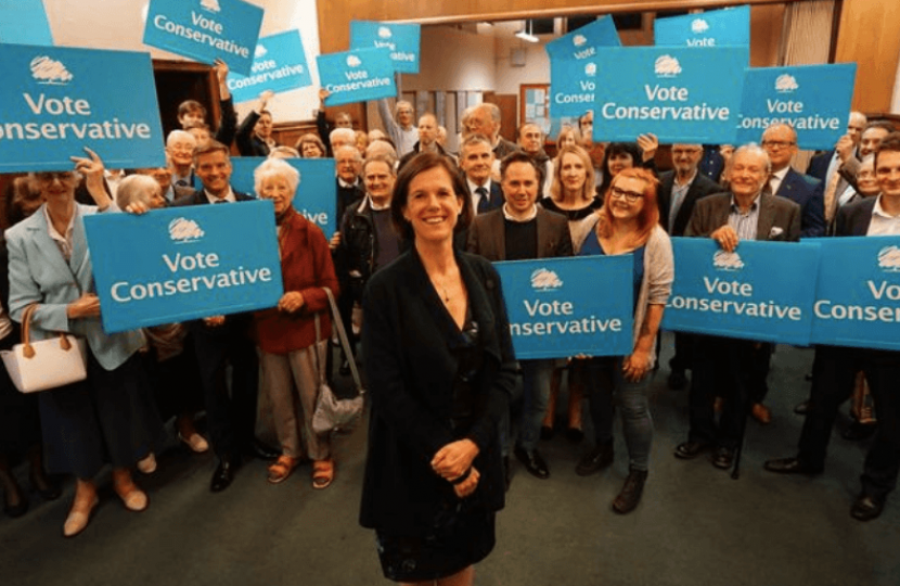 Annabel Tall selected as Bath PPC