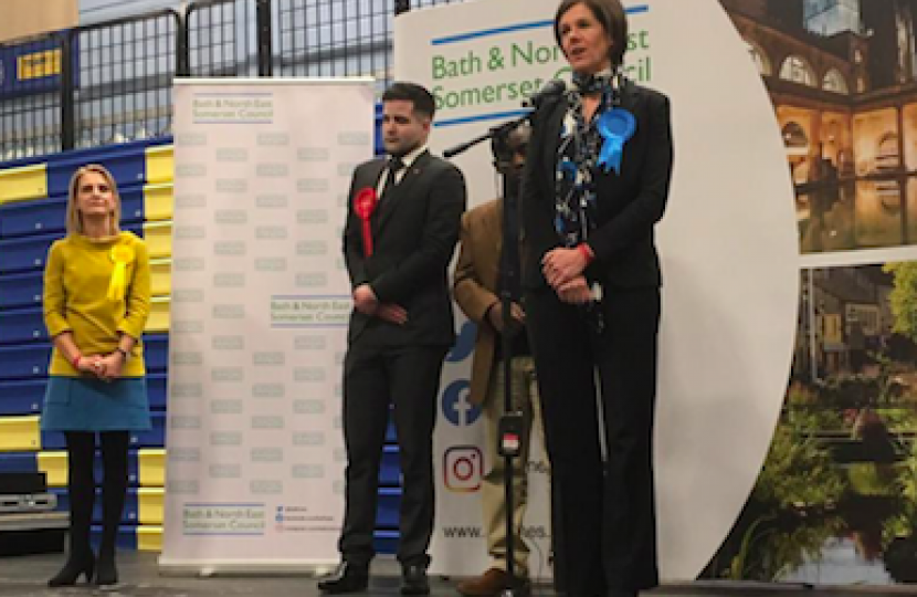 Annabel Tall Conservative candidate for Bath